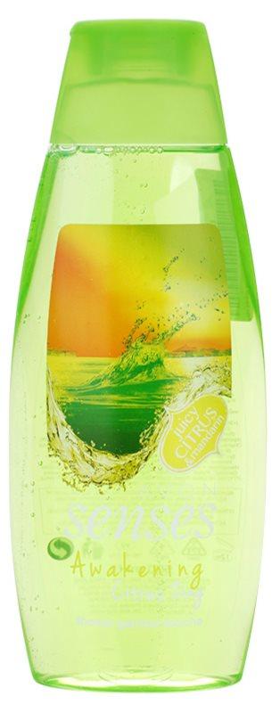 Avon Senses Awakening Citrus Zing żel pod prysznic