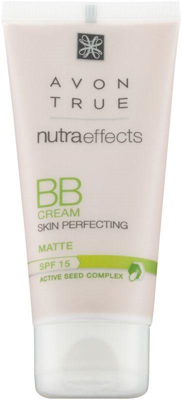 Avon True NutraEffects matující BB krém SPF 15