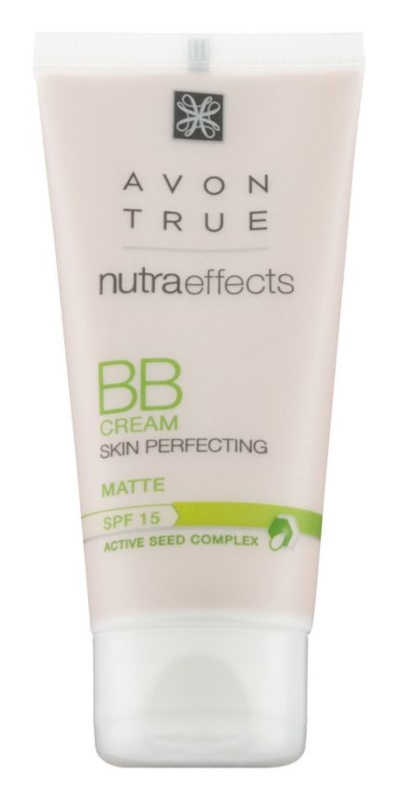 Avon True NutraEffects matující BB krém SPF 15
