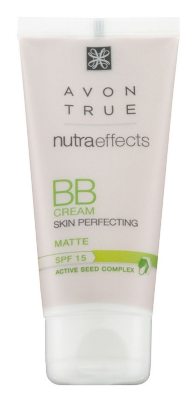 Avon True NutraEffects mattító BB krém SPF 15