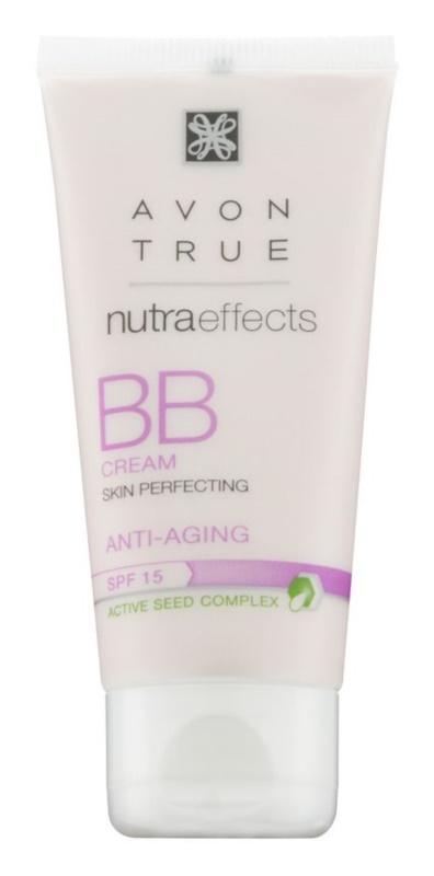 Avon True NutraEffects BB krema za pomlađivanje SPF 15
