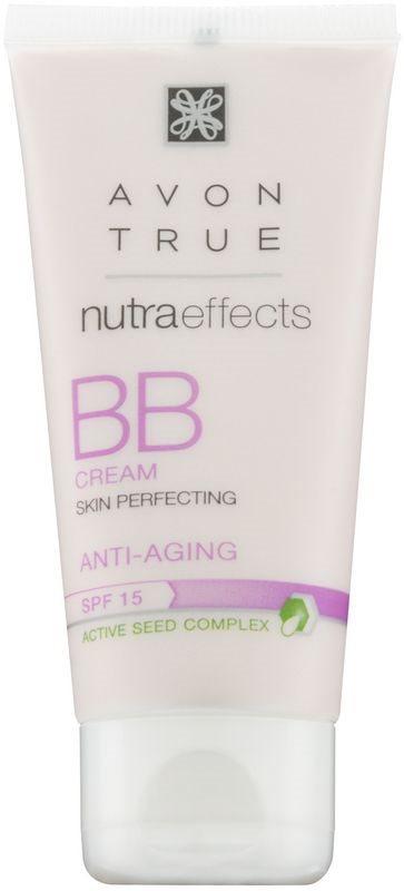 Avon True NutraEffects crema pentru intinerire BB SPF 15