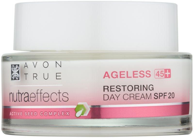Avon True NutraEffects denní omlazující krém SPF 20