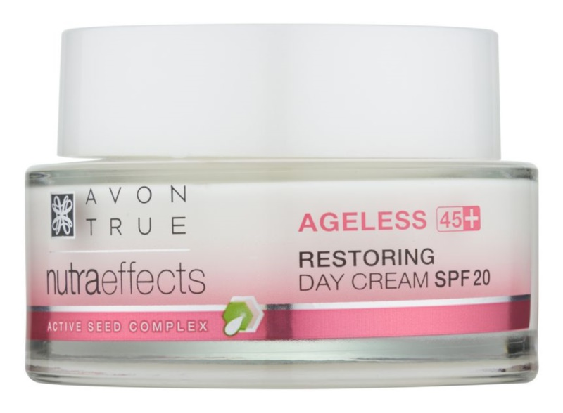 Avon True NutraEffects Restoring Day Cream
