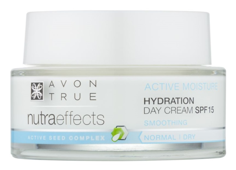 Avon True NutraEffects crème de jour hydratante SPF 15