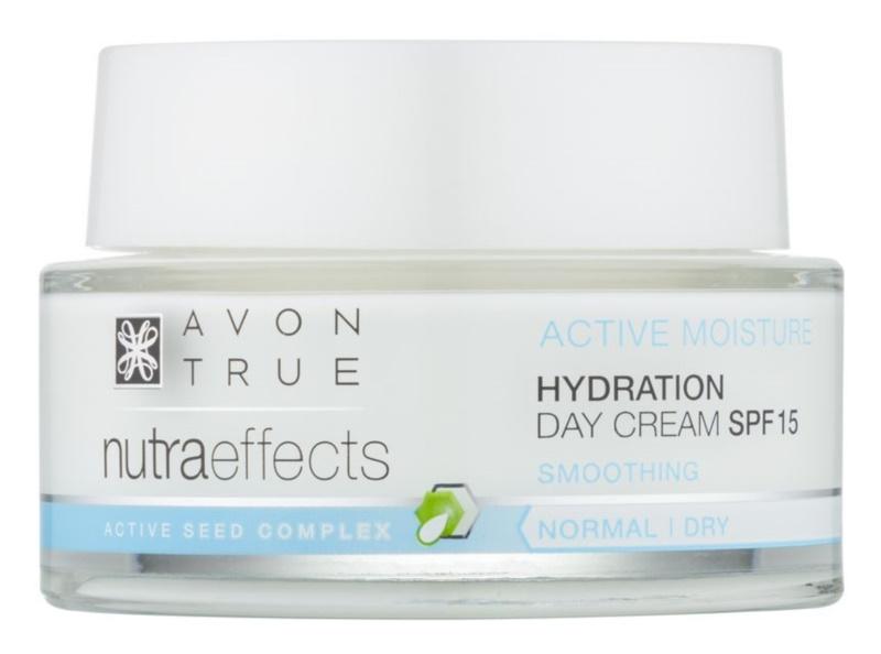 Avon True NutraEffects vlažilna dnevna krema SPF 15