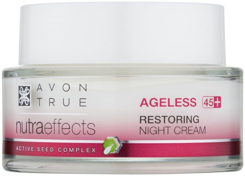 Avon True NutraEffects crema notte anti-age