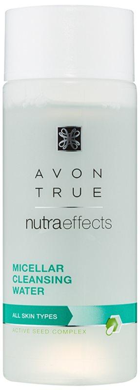 Avon True NutraEffects Micellair Reinigingswater  voor Alle Huidtypen