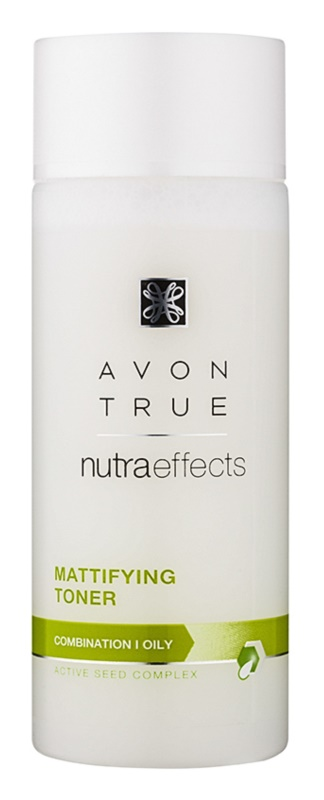 Avon True NutraEffects Matifying Skin Lotion for Oily and Combiantion Skin