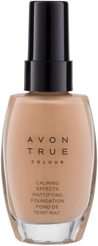 Avon True Colour beruhigendes Make up für mattes Aussehen