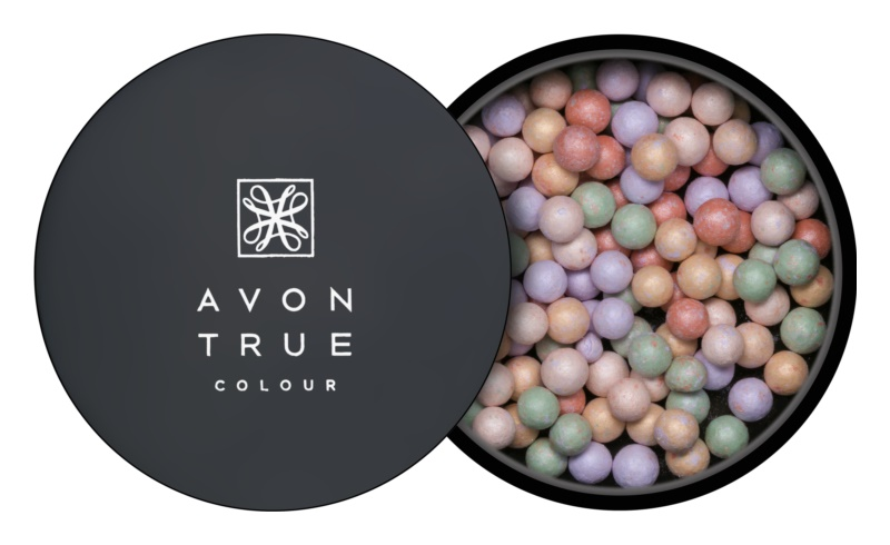 Avon True Colour perle colorate per una pelle dal colore uniforme
