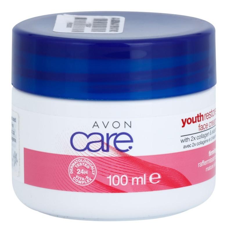 Avon Youth Restore ujędrniający krem do twarzy z kolagenem