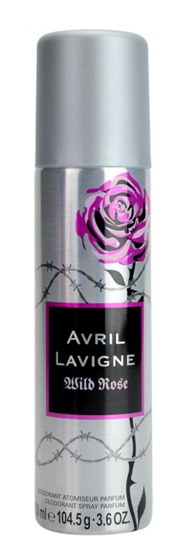 Avril Lavigne Wild Rose дезодорант-спрей для жінок 150 мл