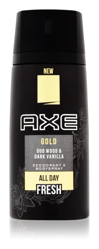 Axe Gold deospray per uomo 150 ml