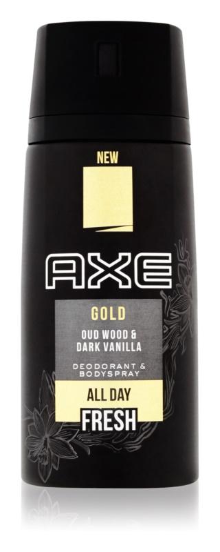 Axe Gold deospray pro muže 150 ml