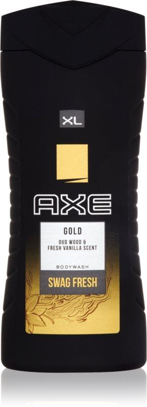 Axe Gold Douchegel voor Mannen 400 ml