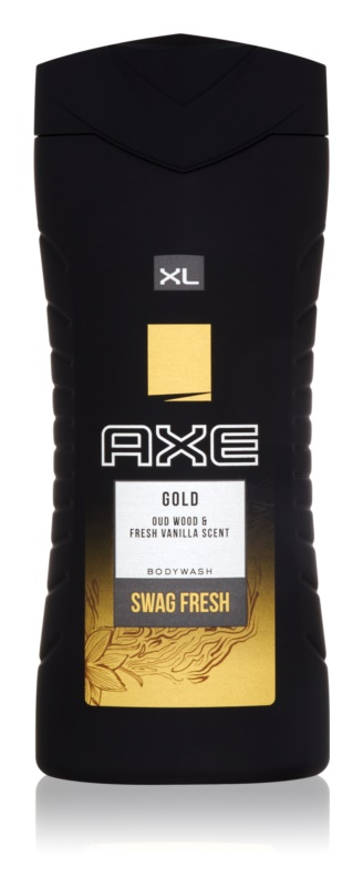 Axe Gold gel douche pour homme 400 ml