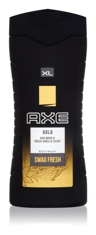 Axe Gold gel za prhanje za moške 400 ml