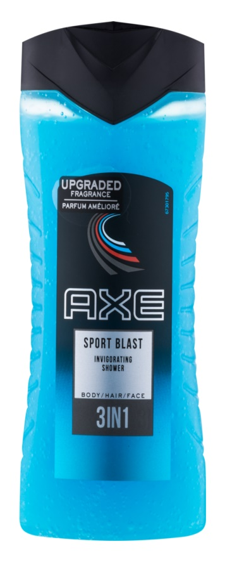 Axe Sport Blast gel doccia per uomo 250 ml