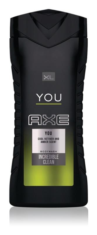 Axe You Shower Gel for Men 400 ml