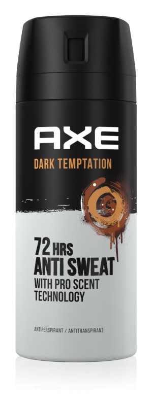 Axe Dark Temptation spray anti-transpirant