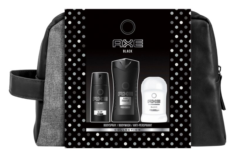 Axe Black Cosmetic Set I.