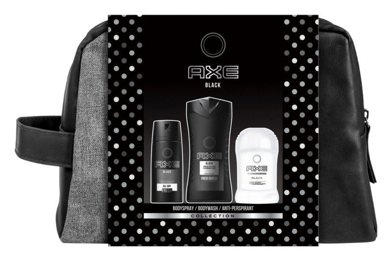 Axe Black kit di cosmetici I.