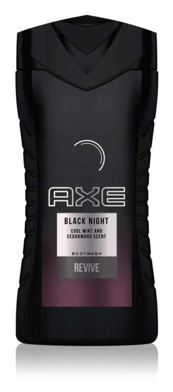 Axe Black Night Shower Gel for Men 250 ml