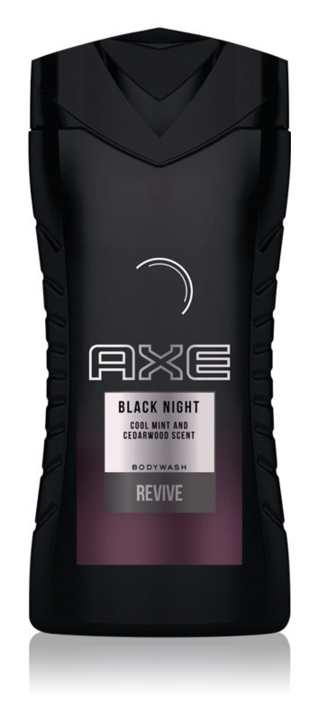 Axe Black Night sprchový gél pre mužov 250 ml