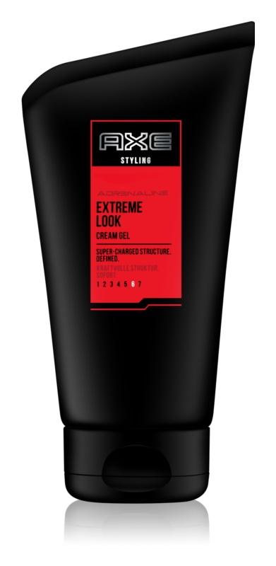 Axe Adrenaline Extreme Look gel crème pour cheveux