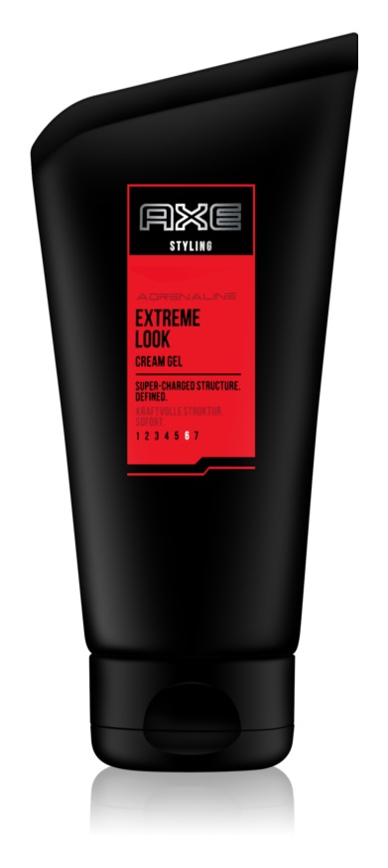 Axe Adrenaline Extreme Look krémes gél hajra