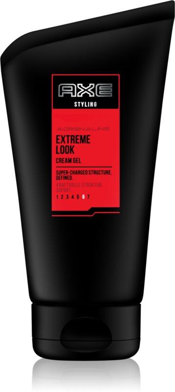 Axe Adrenaline Extreme Look krémový gél na vlasy