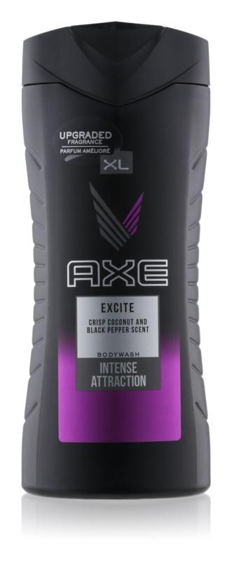 Axe Excite gel de dus pentru bărbați 400 ml