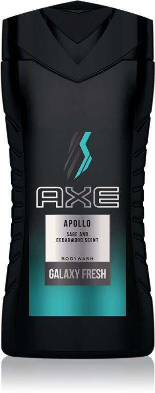 Axe Apollo Douchegel voor Mannen 250 ml