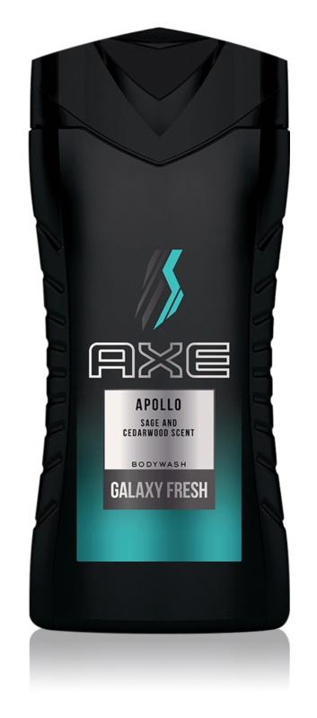 Axe Apollo Duschgel Für Herren 250 ml