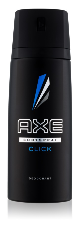 Axe Click Αποσμητικό σε σπρέι για άνδρες 150 μλ