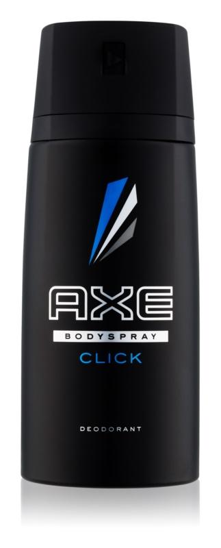 Axe Click deospray pro muže 150 ml deodorant ve spreji