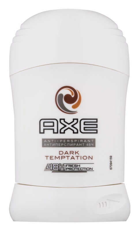Axe Dark Temptation Dry Deo-Stick für Herren 50 ml