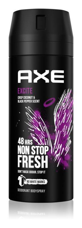 Axe Excite Deo Spray voor Mannen 150 ml