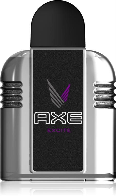Axe Excite νερό για μετά το ξύρισμα για άνδρες 100 μλ