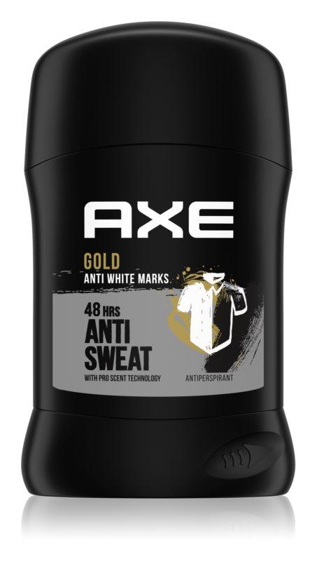 Axe Gold antitraspirante