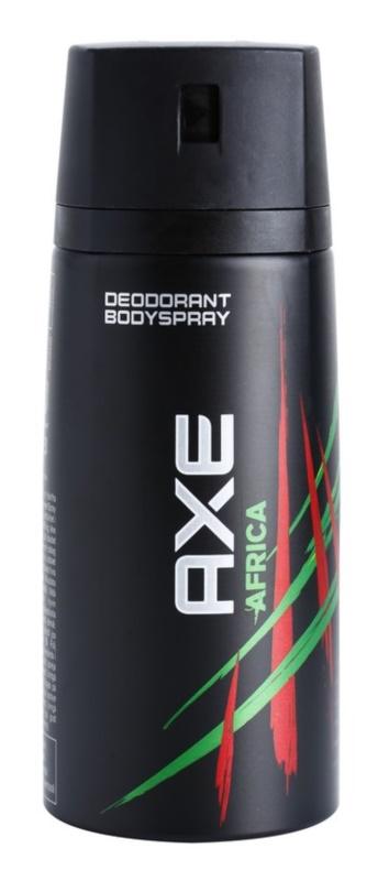 Axe Africa Αποσμητικό σε σπρέι για άνδρες 150 μλ