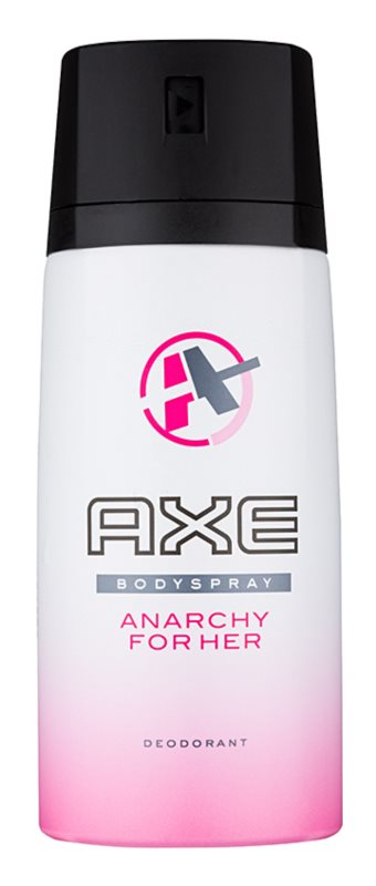 Axe Anarchy For Her déo-spray pour femme 150 ml