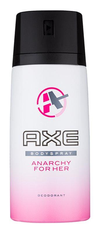Axe Anarchy For Her Deo Spray voor Vrouwen  150 ml