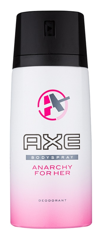 Axe Anarchy For Her deodorant Spray para mulheres 150 ml