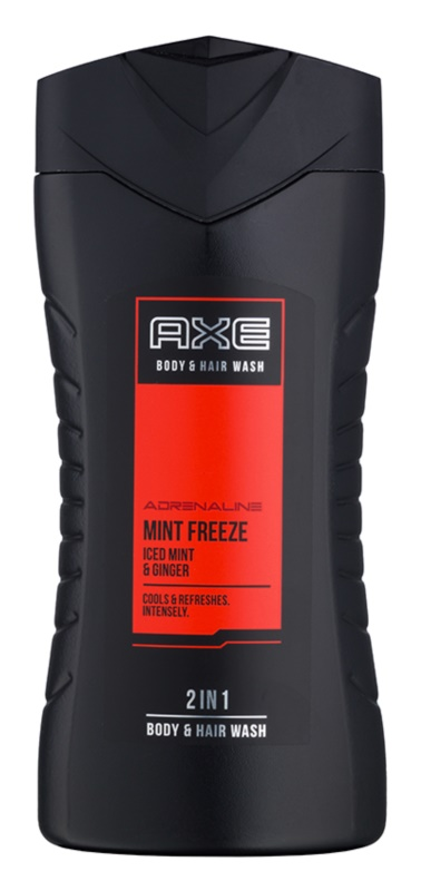 Axe Mint Freeze Douchegel voor Mannen 250 ml