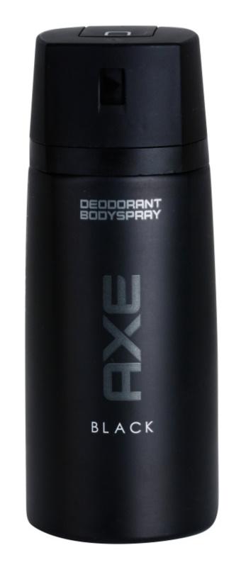 Axe Black deodorant Spray para homens 150 ml