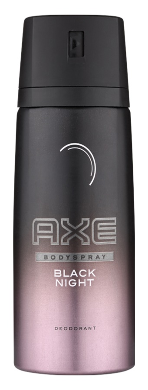 Axe Black Night deospray per uomo 150 ml