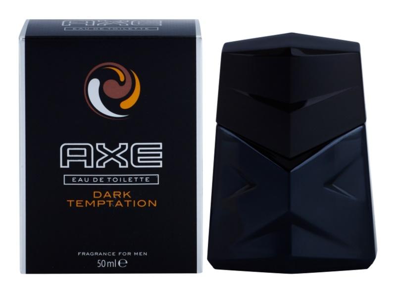 Axe Dark Temptation eau de toilette pentru bărbați 50 ml