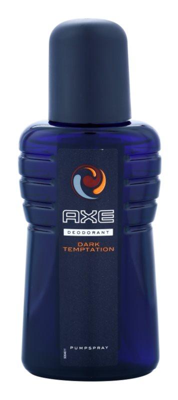 Axe Dark Temptation Deo met verstuiver voor Mannen 75 ml